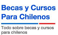 Becas y Cursos para Chilenos
